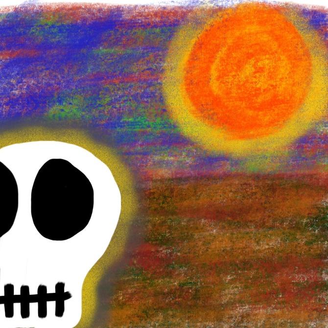 Shades of Halloween