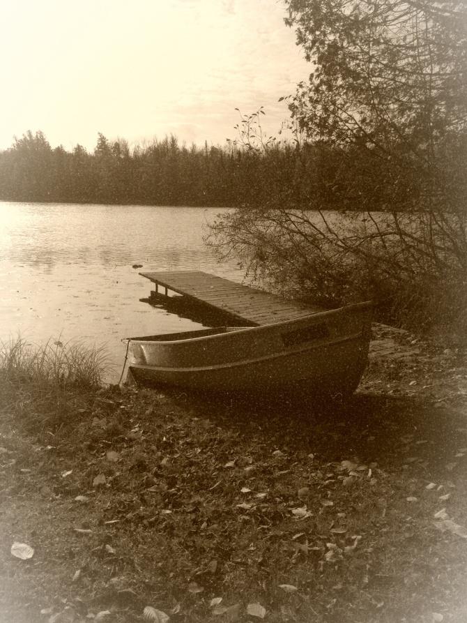 Camp Lake Memories