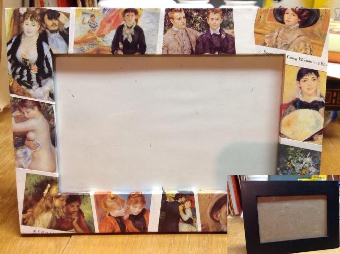 Renoir Frame