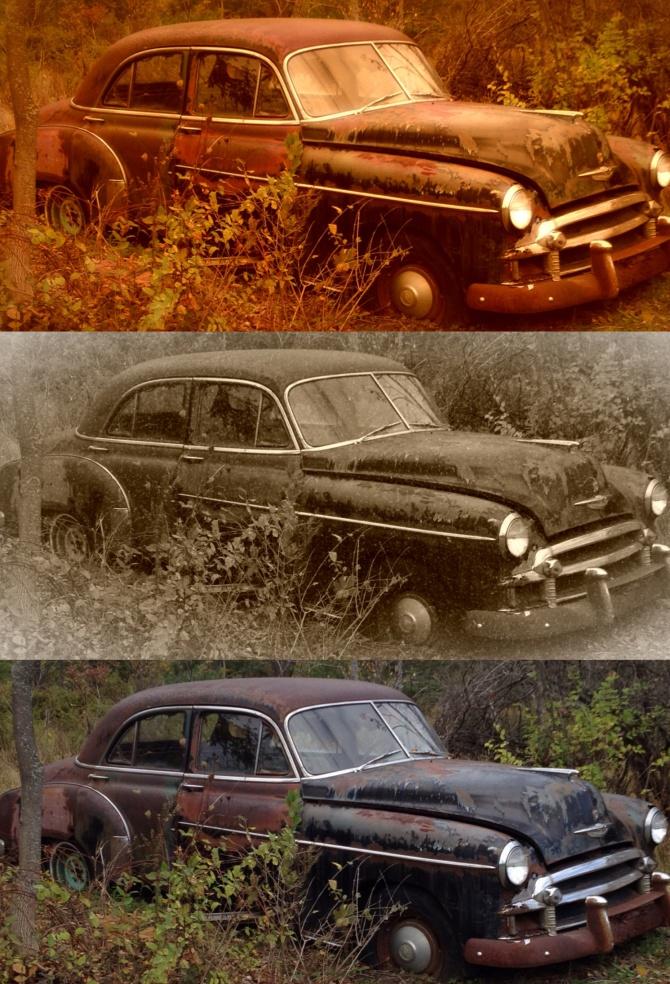 Vintage Auto 2